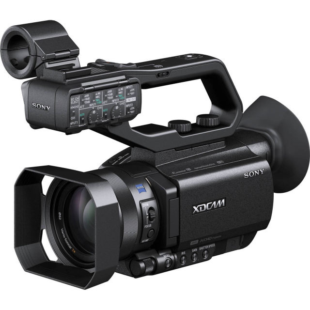 "SONY PXW-X70/4K - HD XDCAM kamera, 20MP, 3,5""LCD"