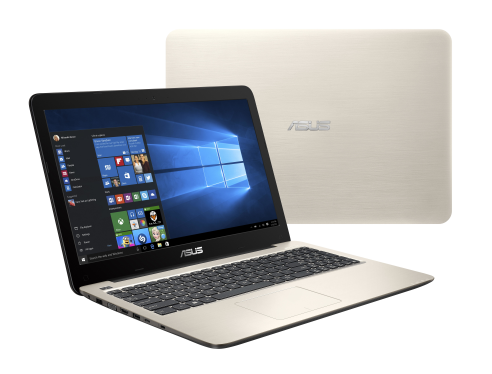 "ASUS F556UQ-DM954T i7-7500U/8GB/1TB 5400 ot./DWD-RW/GeForce 940MX/15,6"" FHD matný/Win10/gold"