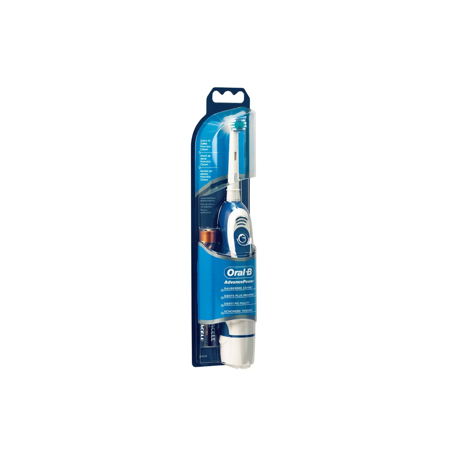 Zubní kartáček Braun Oral-B Advance Power DB4010