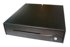 příslušenství k EPSON/STAR - Pokladní zásuvka FEC POS-420 24V, RJ12, pro tiskárny, černá