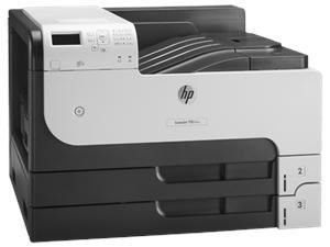 Tiskárna HP LaserJet Enterprise 700 M712dn A3 čb/41str| USB| LAN| duplex| 0,39Kč