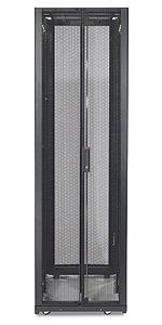 APC Rack 19'' 42U NetShelter SX 600x1200 - Black