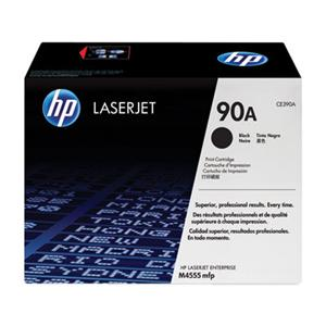 HP CE390A Toner 90A pro LJ Enterprise 600 M601, M602, (10 000str), Black