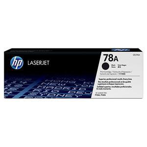 HP CE278AD Toner 78A pro LJ P1566, P1606, (2x2100 str), Black