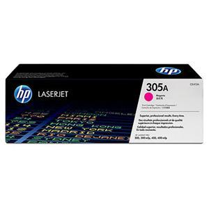 HP CE413A Toner 305A pro CLJ M351/M375/M451/M475, (2600str), Magenta