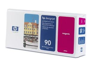 HP C5056A No. 90 Magenta Printhead and Cleaner pro DSJ 4000