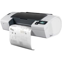 "HP Designjet T790ps ePrinter - Post Script, 24"" - bez stojanu"