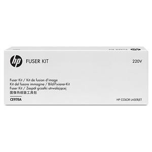 HP Fuser Kit 220V for Color LaserJet CP5525 - 150K Life, CE978A