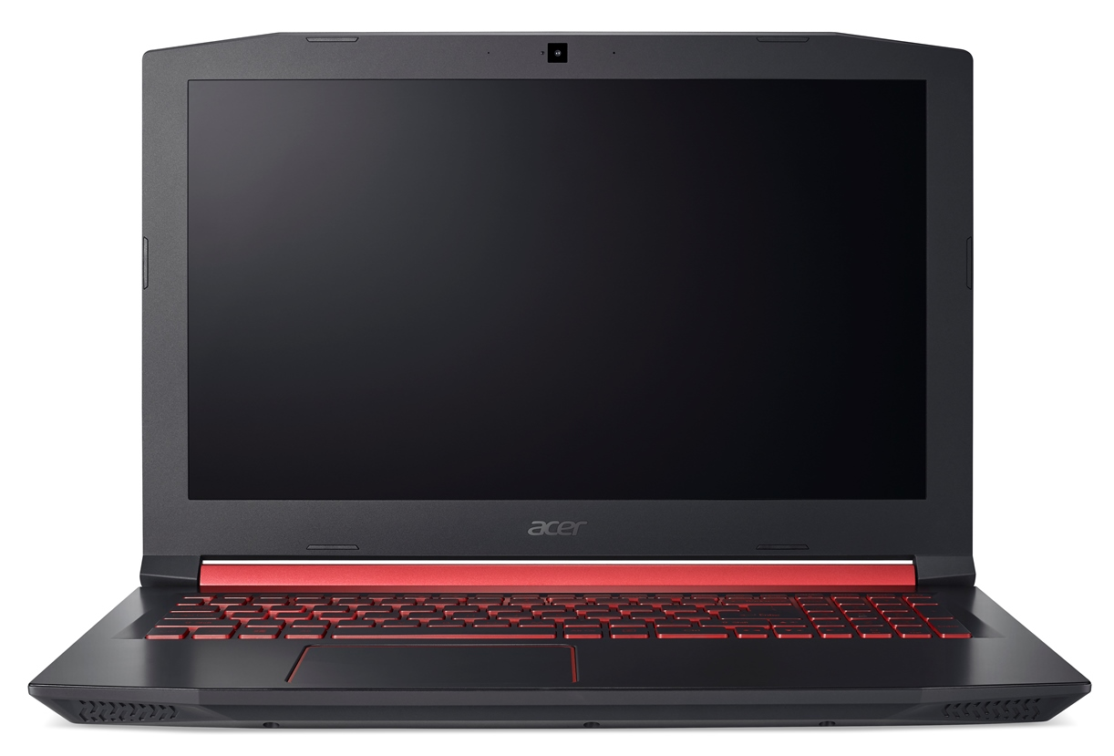 "Acer Nitro 5 (AN515-51-7103) i7-7700HQ/8GB+8GB/256GB+1TB/GTX 1050Ti 4GB/15.6"" FHD IPS LED matný/BT/Windows10Home/Black"
