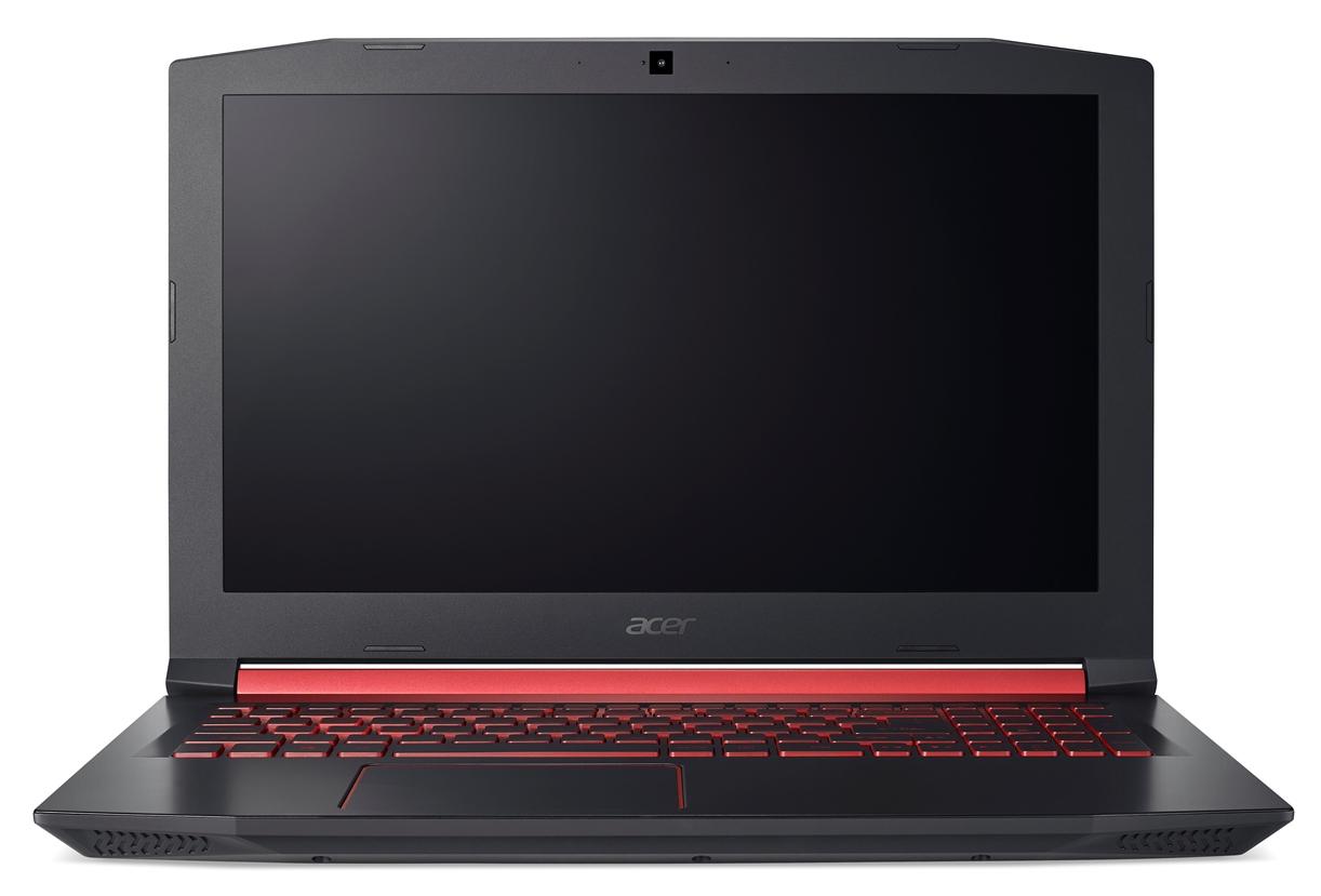 "Acer Nitro 5 (AN515-51-78NQ) i7-7700HQ/8 GB+N/128GB SSD+1TB/GTX 1050Ti 4GB/15.6"" FHD IPS LED matný/BT/W10Home/Blac"
