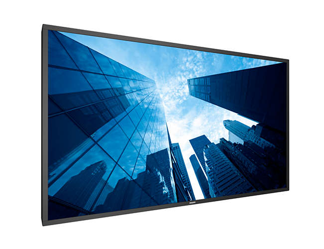 "47"" LED Philips BDL4780VH-FHD,2000cd,24/7,slim"
