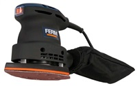 FERM FDS-220K - Vibrační rohová bruska