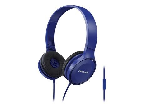 PANASONIC RP-HF100E-A modrá
