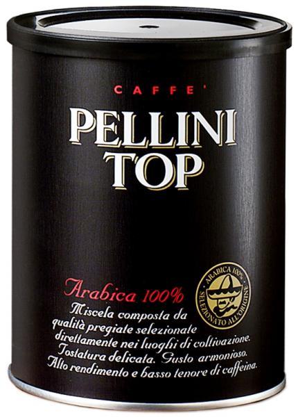 Káva mletá Pellini Top 250g