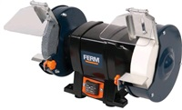 FERM FSMW-250/150 - Dvoukotoučová bruska