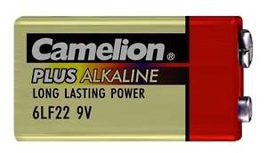 Camelion baterie 9V, alkalická blister 1 ks