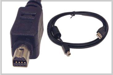 KABEL USB 2.0 mini typ Olympus 8pin 1,5m