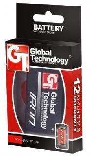 GT Iron baterie pro Sony Ericsson K800i/P990/K550 1150mAh (BST-33)
