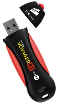 USB Flash Disk 32GB, USB 3.0, CORSAIR Voyager GT