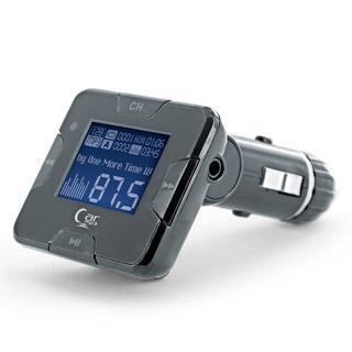 4World Transmitter FM ELITE2 - USB/SD/MMC/Audio | 1.4'' | 12/24V