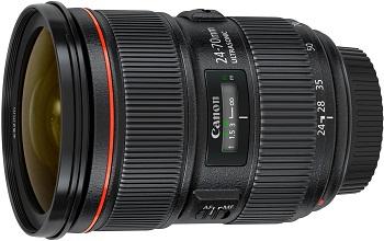 Canon EF 24-70mm f/2.8 L II USM objektiv