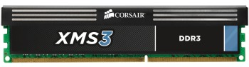 Corsair XMS3 8GB 1600MHz DDR3 CL11 DIMM 1.5V Heatspreader, chladič