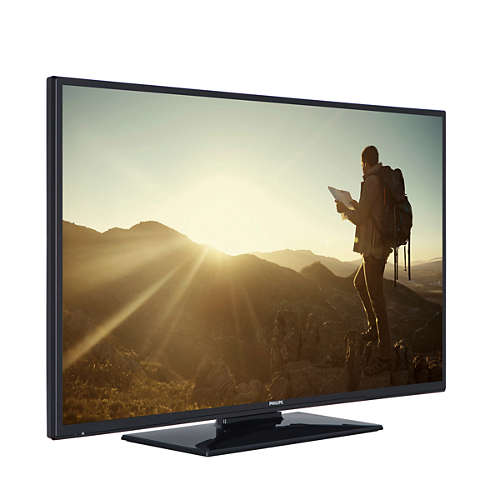 "43"" HTV Philips 43HFL2819D - Studio"