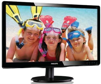 "Philips LCD 220V4LSB 22""wide/1680x1050/5ms/10mil:1/DVI/LED"