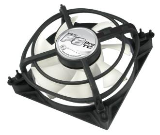 Arctic F8 Pro TC, 80x80x34 mm case fan with TC control