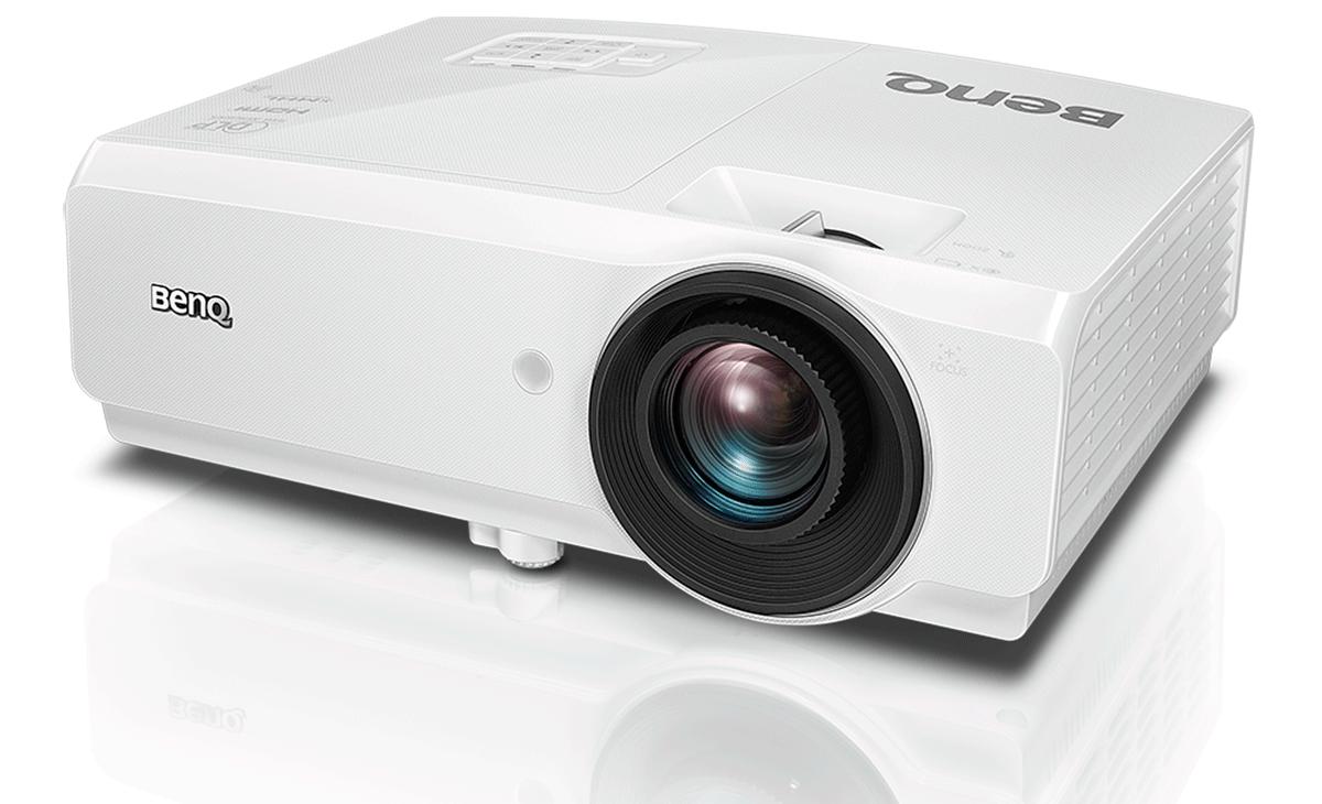 BenQ DLP Projektor SX751 3D/1024x768 XGA/4300 ANSI lm/13000:1/2xHDMI/MHL/1x10W Repro