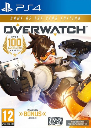 PS4 - Overwatch GOTY CZ
