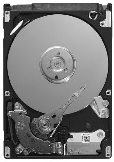 Samsung SpinPoint M8, 2.5'', 500GB, SATA/300, 5400RPM, 8MB cache