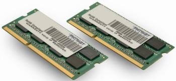 SO-DIMM 8GB DDR3-1600MHz PATRIOT, 2x4GB pro Apple
