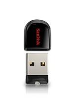 SanDisk Cruzer Fit 32GB USB 2.0 nano flashdisk