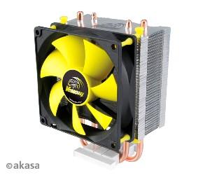 AKASA chladič CPU - Venom Pico - INTEL i AMD