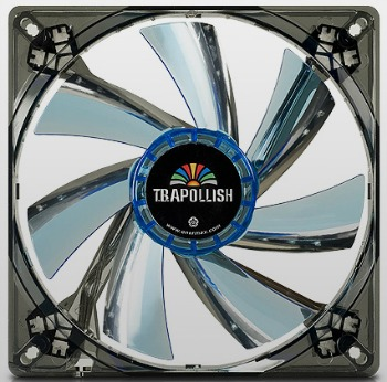Cooler T.B.Apollish blue UCTA14N-BL 13,9cm x 13,9cm x 2,5cm