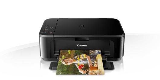 Canon PIXMA MG3650 - PSC/Wi-Fi/AP/Duplex/4800x1200/USB black