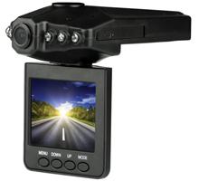Tracer Girdo 2 kamera do auta 2Mpix 720p (1280x720), LCD 2.4'' CMOS