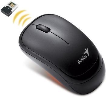 GENIUS myš Traveler 6000Z/ 1000 dpi/ bezdrátová/ USB/ černá