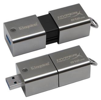 KINGSTON 512GB USB 3.0 DataTraveler HyperX Predator (up to 240MB/s))