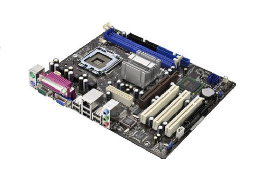ASRock 775i65G R3.0, 865G, ICH5, DualDDR-400, SATA1, mATX