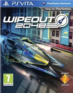 SONY PS Vita hra WipEout 2048