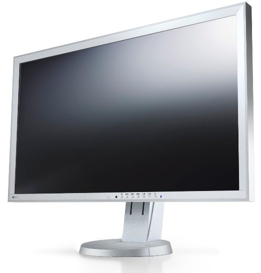 "EIZO 27"" EV2736WFS-GY,IPS-LED, 2560 x 1440,300 cd/m2,1000:1,6 ms,šedý"