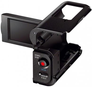 Sony AKA-LU1 Ruční držák s disp. LCD pro Actioncam
