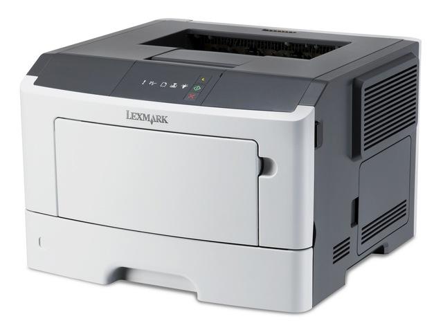 Lexmark MS310DN mono laser, 33 str./min., duplex, síť