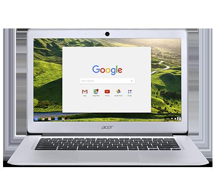 Acer Chromebook 14/N3160/4G/64GB/Chrome stříbrný