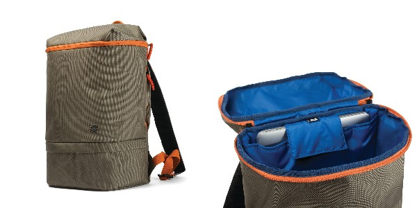 Crumpler Beehive - oatmeal/orange