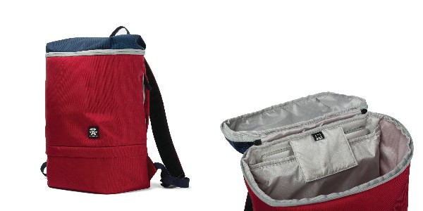 Crumpler Beehive - red/blue