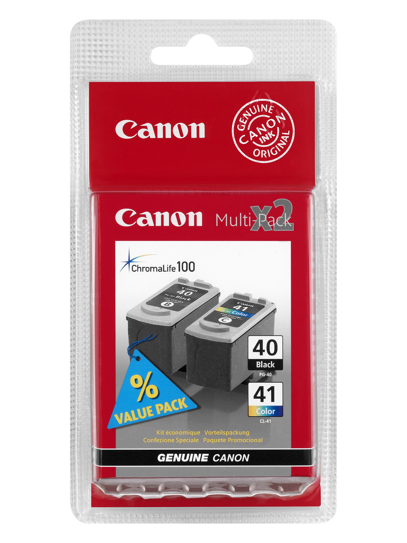 Canon cartridge PG-40 / CL-41 Multi pack (PG40/CL41) SEC