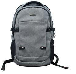 """CANYON rozměrný módní batoh na noebook do velikosti 15,6"""", šedý"""